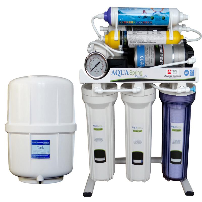 دستگاه تصفیه آب خانگی و اداری - فروش و نصب