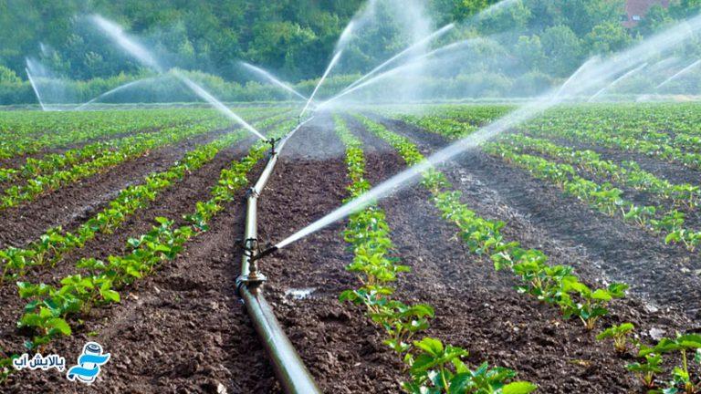 کیفیت آب آبیاری و تاثیر آن بر تغذیه گیاه