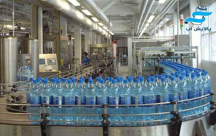 روش تصفیه آب معدنی